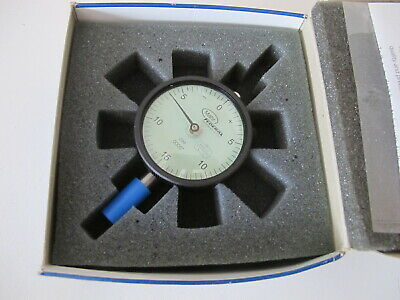 Mahr Federal 2014980 Dial Indicator. 25m New