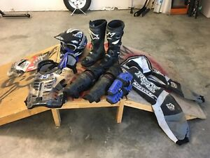 Motor Cross Protective Gear