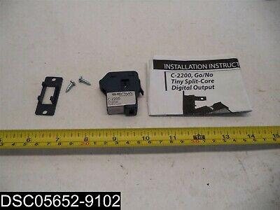 C-2200 Senva Gono Tiny Split-core Digital Output Switch