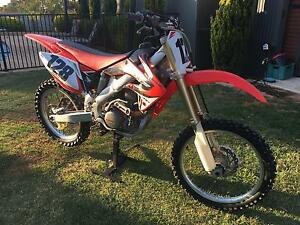 Honda CRF 250 r Kadina Copper Coast Preview