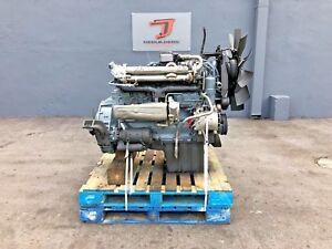 on Detroit Diesel Mbe 900 Engine
