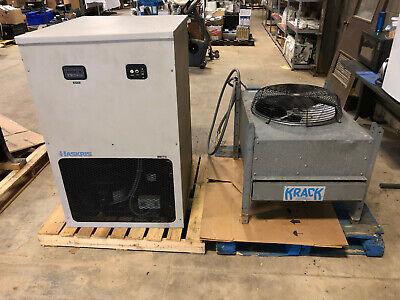 Haskris R300 Recirculating Chiller Haskris Krack Acm-5 Compressor
