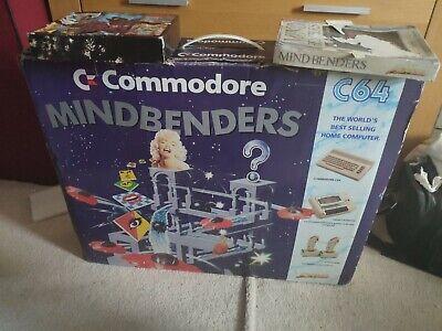 Boxed Commodore 64 / C64C Computer ( Night Moves / Mindbenders box set )