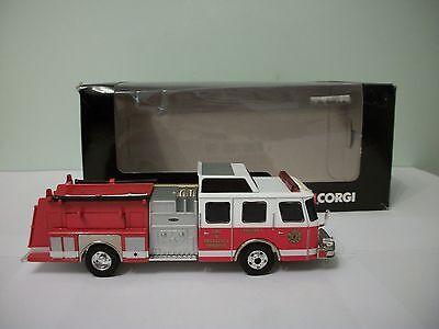 Corgi 1:50 Scale 54702 E-One Side Mount Fire Tender Diecast Model – Fort Monroe