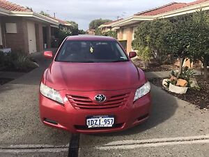Toyota Camry registered with UBER Edgewater Joondalup Area Preview
