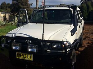 2002 Toyota Hilux Ute Mount Nasura Armadale Area Preview