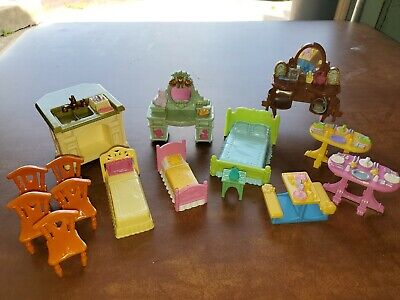 Fisher-Price Sweet Streets Furniture Lot