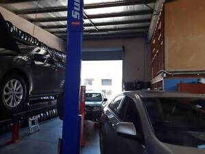 TYRE AND MECHANICAL SHOP FOR SALE