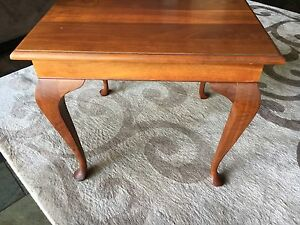 Solid jarrah table Surrey Downs Tea Tree Gully Area Preview