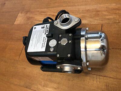 Flint Walling Vp05 Booster Pump12 Hp1-phase115v6a