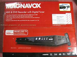 antenna hdd dvr dvd recorder tv converter box digital to analog atsc qam tuner. Black Bedroom Furniture Sets. Home Design Ideas