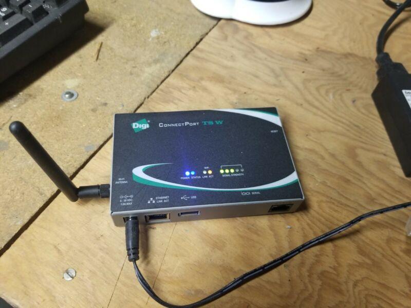 Digi ConnectPort TS W
