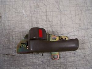 1994 Toyota Camry Interior Door Handle Left Front Driver Side