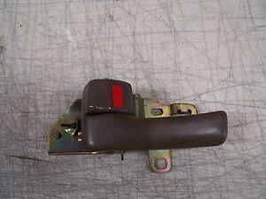 1994 toyota camry interior door handle left front driver side for Front driver side interior door handle