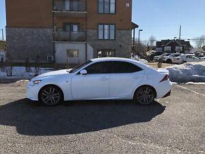 Lexus is250 2014 F-Sport