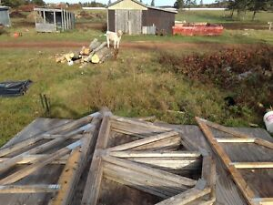 Various small trusses
