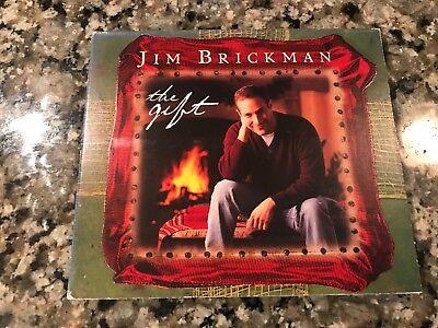 Jim Brickman The Gift Cd! (See) Susan Ashton Collin Raye & Martina McBride Jim Brickman Martina Mcbride