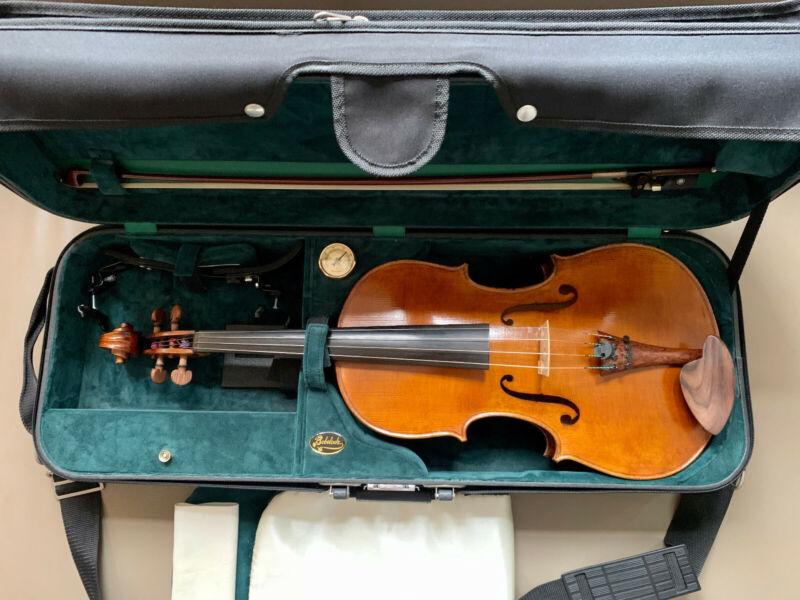 """Viola 17 1/4"""" Gunter Prager (Copy of Amati)"""