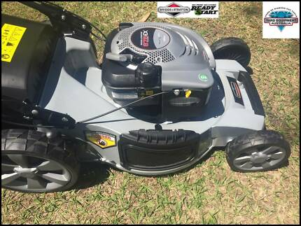 """Alloy Deck 21"""" Self Propelled Lawn Mower Briggs & Stratton 190cc Bulimba Brisbane South East Preview"""