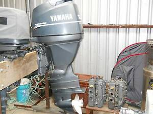 WRECKING OR REBUILD YAMAHA 100hp 4STROKE Port Lincoln Port Lincoln Area Preview