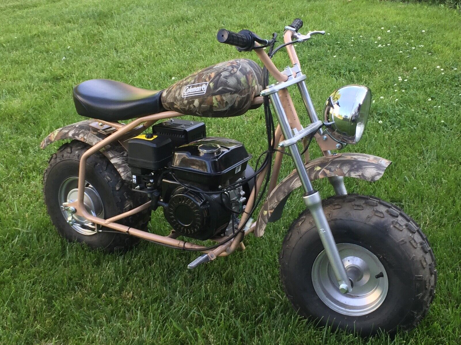Coleman CT200U-EX Off Road Mini Bike
