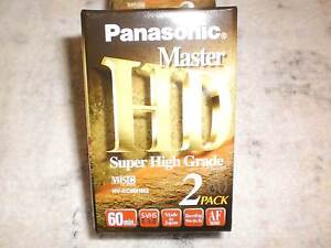 Video Cassette Tape – Panasonic HD Master Super High Grade Tape N Padstow Heights Bankstown Area Preview