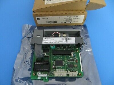 Allen Bradley 1747-l511 B Slc 500 Slc 501 Cpu Processor