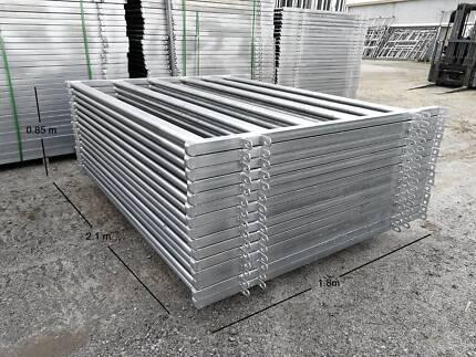 15pcs/bundle Cattle Yard Panels & All Stockyard Gates