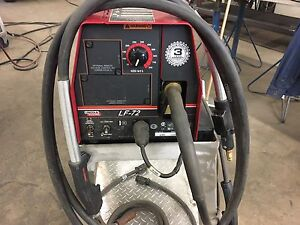 Lincoln Welder Wire Feed.