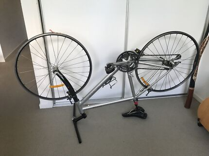 Avanti Blade Comp Hybrid Flat Bar Road Bike Frame 56