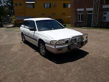1994 Subaru Liberty Wagon Turbocharged Auto + Spare Car Annerley Brisbane South West Preview
