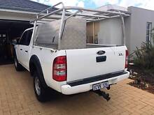 2008 FORD RANGER XL TRADIES UTE 4X2 HIGH RIDER TURBO DIESEL Yanchep Wanneroo Area Preview