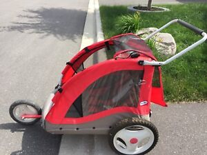 Little Tikes Cruiser Bicycle Trailer