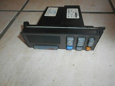 90-94 CHEVY GMC TRUCK HEATER CLIMATE CONTROL HEATING AND COOLING