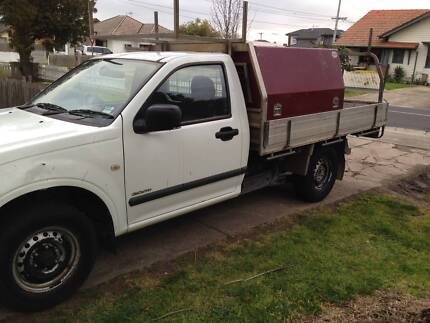 2004 Holden Rodeo Ute Craigieburn Hume Area Preview