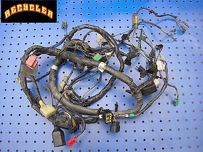 Headlight Cable Loom ZZR 600 ZX600E Wiring Harness Faisceau Electric