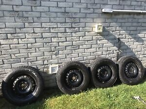 !!!! Winter tires and Rims for sale !!!!!!