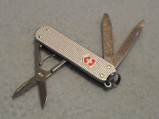 Victorinox Swiss Army Knife Silver