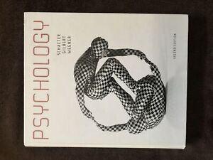 Psychology Text Book 2nd Edition