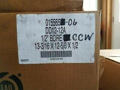 015565-06 Lau Dd12-12a Blower Wheel Squirrel Cage 13-316 X 12-58 X 12 Ccw