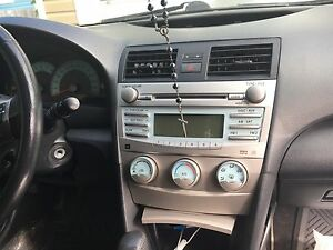 Car stereo from a 2007 Toyota Canry
