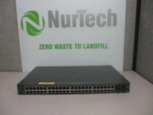 Netgear Gs748t V4 Prosafe 48 Port Gigabit Smart Switch