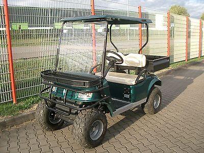 WSM Golfcart RTX400 2x2 Workline  ( Golfcar Elektrofahrzeug )