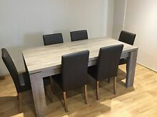 7 Piece Dinning Set - Retail $799 Belmont Belmont Area Preview