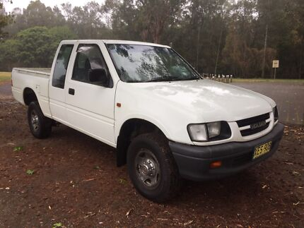 2001 Holden Rodeo Space Cab - AUTO - REGO - 2X4 - Low Ks