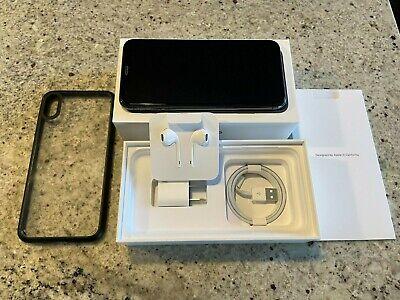 Apple iPhone XS Max - 256GB - Space Gray (Verizon-Unlocked)