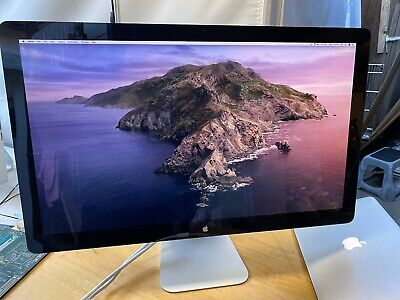 "Apple 27"" A1407 EMC 2432 Widescreen Thunderbolt Display LCD Mac Monitor"