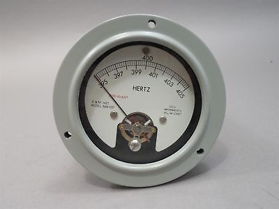 A&M Instrument MR38W41AFH Electric Frequency Meter NEW