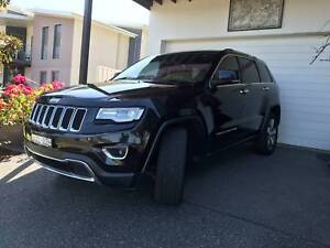 2013 Grand Jeep Cherokee Limited Auto 4x4