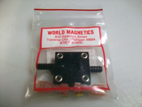 WORLD MAGNETICS  PSF 100A PRESSURE SENSOR SWITCH